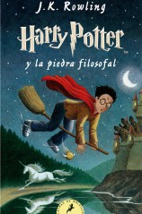 Portada Harry Potter